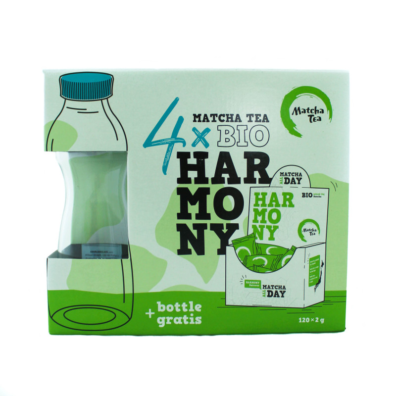 Matcha Tea Harmony 4pack