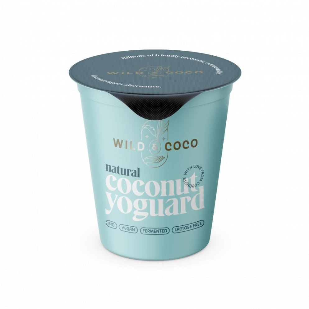 Coconut Yoguard Wild&coco 125 G