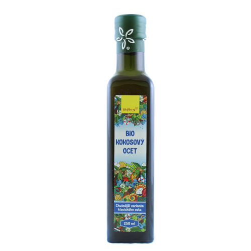 Kokosový Ocet Wolfberry 250 Ml