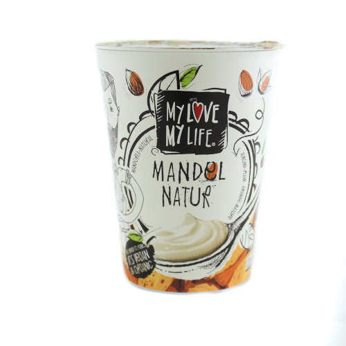 Mandlový Jogurt My Love My Life 400 G