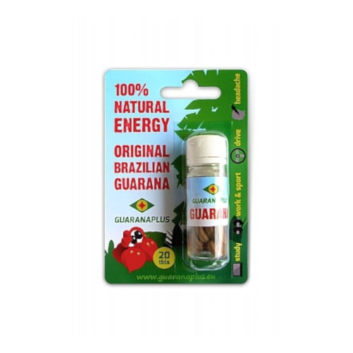 tablety guarana plus